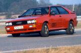 Pieci zīmīgākie un sportiskākie 'Audi' modeļi