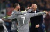 Zidāns pagarinājis līgumu ar 'Real Madrid'