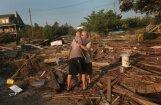 Vētrā 'Airīna ' 40 bojāgājušie ASV un Kanādā