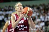 Jēkabsone-Žogota ar sešiem precīziem tālmetieniem palīdz 'Dinamo' izcīnīt uzvaru FIBA Eirolīgas mačā