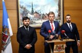 Nomaina 'Rīgas namu pārvaldnieka' vadību