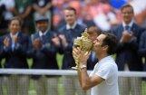 Великий Роджер Федерер — восьмикратный чемпион