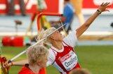 Šķēpmetēja Ozoliņa-Kovala izpilda Londonas olimpisko spēļu A normatīvu