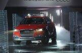 Детройт-2012: концепт кроссовера Audi  для горнолыжников