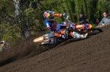 Jonasam par uzvaru pasaules čempionātā MX2 klasē pienākas nauda balva līdz 14 229 eiro