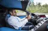 Video: Montoija ar 'Bugatti' uzstāda rekordu 0-400-0 km/h disciplīnā