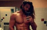 Foto: Iespējams, pats seksīgākais garmatainais vīrietis pasaulē