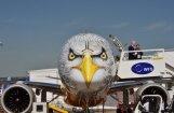 Foto: Leģendārais Parīzes aviošovs Le Buržē lidostā