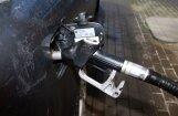 Pēc akcīzes kāpuma gada pirmajā nedēļā Rīgā ir dārgākais benzīns Baltijā