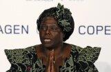 Kenijā mirusi pirmā Nobela  Miera prēmijas ieguvēja no Āfrikas