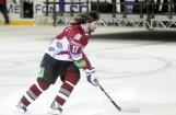 Rīgas 'Dinamo' pagarina līgumus ar Ņiživiju, Reķi, Laviņu; komandu papildina kanādietis Metjū Karls