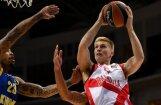 Latvijas basketbola Eirolīgas pārsteigums Mālmanis: ieguldītais darbs tagad atmaksājas