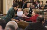 CSP: sieviešu pārstāvniecība politikā visās trijās Baltijas valstīs ir zema