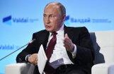Путин: Американские партнеры ошибочно видят в России угрозу