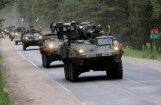 Размещение батальона НАТО обойдется Латвии как минимум в 7 млн. евро