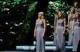 Par 'Eirovīzijas gada kori' kļūst 'Carmen Manet' no Slovēnijas