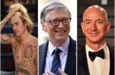 Jaunākais reitings: pasaules bagātākie katras paaudzes cilvēki