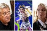 Latvijas neveiksme 'Eirovīzijā' sašķeļ pašmāju šovbiznesu