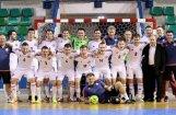 Сборная Латвии неожиданно проиграла Литве и впервые осталась без Кубка Балтии