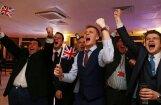 'Brexit': Briti nobalsojuši par izstāšanos no ES