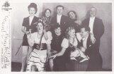 Vēsturiski foto: LMA karnevāls pagājušā gadsimta 20. un 30. gados