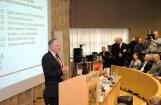 Rektors Pālzovs: augstskola tiek izmantota kā līdzeklis politiskajā spēlē