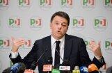 Renci Itālijas Demokrātiskajā partijā izpelnās arvien lielāku nopēlumu