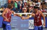 Šmēdiņš/Samoilovs iekļūst Maskavas turnīra finālā