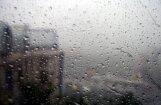 Oranžais brīdinājums: Latvijas austrumos gaidāms stiprs lietus