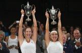 Российские теннисистки — чемпионки