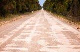 Latvijas valsts ceļi: на ремонт грунтовых дорог нужно 130 млн. евро, а нам дают лишь 10 млн.
