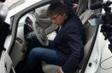 Электромобили в Риге можно будет парковать бесплатно