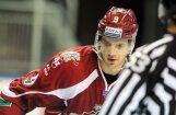 Krišjānis Rēdlihs hokeju profesionāli cer spēlēt vēl vismaz trīs gadus