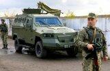 Украина перебросила войска к Азовскому морю из-за
