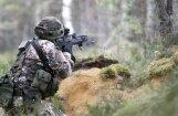 Militāro karjeru sāks 25 profesionālajā dienestā pieņemtie karavīri