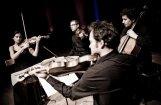 Tuvoties katra komponista sirdij. Saruna ar vijolnieku Akselu Šahiru no 'Belcea Quartet'