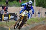 Motobraucējs Karro piedzīvojis smagu kritienu pirms pasaules čempionāta posma kvalifikācijas MX1 klasē