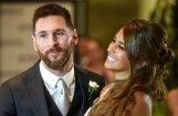 ФОТО, ВИДЕО: Лионель Месси с размахом отметил свадьбу с подругой детства