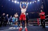 Foto: Pasaules boksa supersērija – Smits pieveic zviedru Skūglundu
