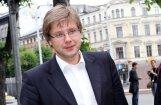 Ušakovs  atkārtoti ievēlēts par SC valdes priekšsēdētāju