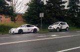 Zināms, ar kādu braukšanas ātrumu Latvijā pieķerti rallija 'Gumball' braucēji