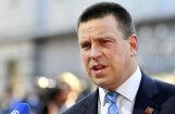 EP par Eiropas nākotni diskutē Igaunijas premjers Ratass