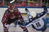 Rīgas 'Dinamo' neveiksmīgo sezonu noslēdz ar uzvaru 'bullīšos'