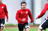 Pieredzējušais Žigajevs nolēmis likt punktu futbolista karjerai