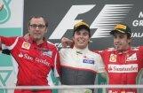 'Sauber' boss noliedz komandas pavēles un 'Ferrari' ietekmi