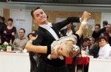 Latvijas deju pārim otrā vieta Pasaules kausa posmā Rīgā