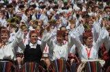 43 000 участников, полмиллиона зрителей. В Латвии начинается грандиозный Праздник песни