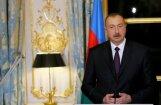 Azerbaidžānas Alijevs Erevānas atgūšanu pasludina par stratēģisku mērķi