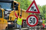 Uz Latvijas ceļiem turpinās vērienīgi remonti; uz Liepāju jāieplāno papildu stunda