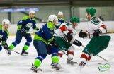 'Liepāja' un 'Zemgale/LLU' panāk izlīdzinājumu Latvijas hokeja čempionāta pusfināla sērijās